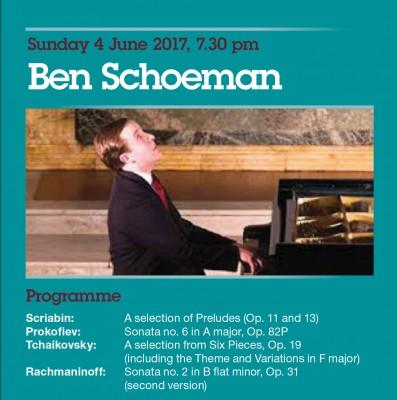 St-Peters-Concert-Ben-Schoeman